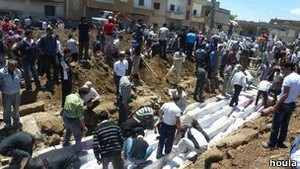 Вцілілі після різанини в Хулі сирійці розповіли про жахіття