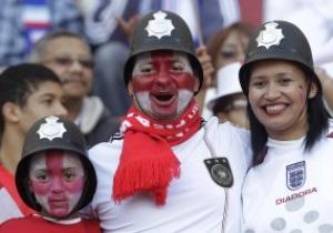 Англичане купили лишь 2 тысячи билетов на матчи против Франции и Украины