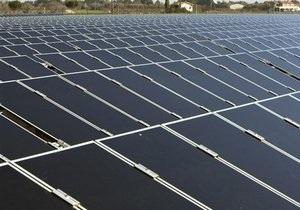 Німеччина виробила рекордну кількість енергії на сонячних батареях