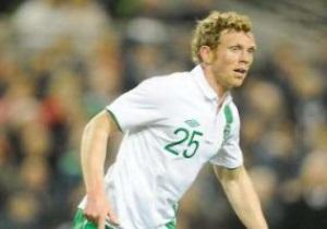 Хавбек збірної Ірландії отримав травму в товариському матчі і пропустить Євро-2012