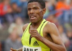 Легендарний стаєр Гебреселассіє не зумів потрапити на Олімпіаду-2012 на коронній дистанції