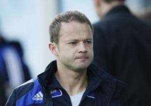 Украинец Парфенов вошел в тренерский штаб юниорской сборной России