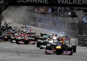 Веббер виграв Гран-прі Монако