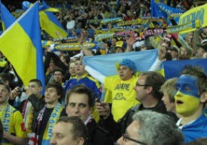 Справа честі. ФФУ закликає українських фанів гідно зустрітися 20-тисячну колону шведів
