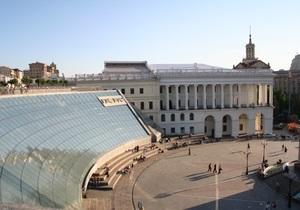 Для проїзду до центру Києва під час Євро необхідно отримати перепустку