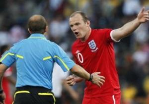 Систему определения взятия ворот Hawk Eye опробуют в матче сборных Англии и Бельгии