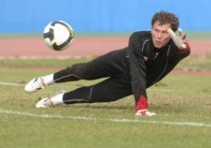 Експерт: Пятов - потенційний воротар номер один у збірній України