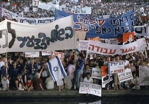 Ізраїльтяни вимагають депортації незаконних мігрантів з Африки