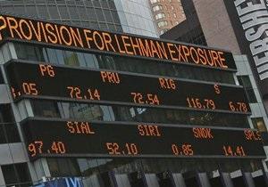 Торги на Українській біржі завершилися масштабними розпродажами
