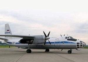 У Чехії при посадці зазнав аварії російський військовий літак