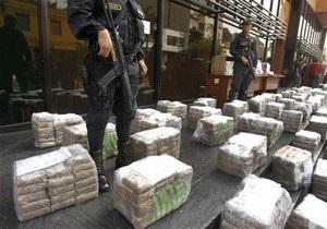 СБУ знищила на київському сміттєзаводі більше тонни кокаїну