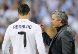 Роналдо: Згоден з Моуріньйо, що заслуговую Золотого м яча