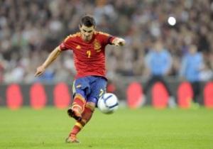 Проблема Испании. Лучший бомбардир Евро-2008 пропустит Евро-2012