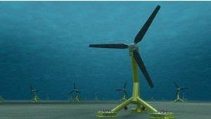 Енергія припливу: у Шотландії випробовують підводні вітряки