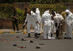 В Ємені заарештовані двоє смертників, які готували теракт на параді