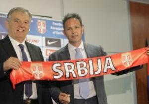 Синиша Михайлович возглавил сборную Сербии