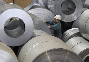 Україна замикає десятку лідерів світових виробників сталі