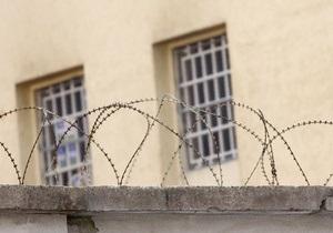 У Запорізькій області запобігли груповій втечі ув язнених