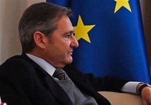 Тейшейра розповів про особливості ставлення ЄС до України та Росії
