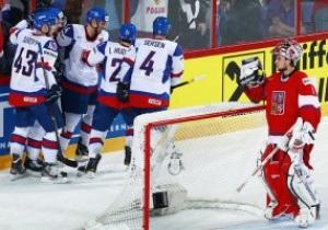 Словаччина перемогла Чехію в півфіналі ЧС із хокею