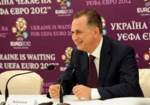 Колесников: Украина и Польша на 100% готовы к Евро-2012