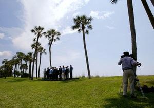Завершився перший день саміту G8