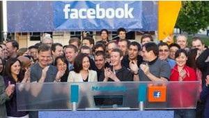 Акції Facebook подорожчали на 11% у перші хвилини торгів