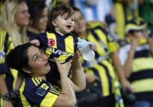 На ближайшие шесть матчей Фенербахче будут пускать только женщин и детей