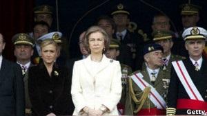 Королева Іспанії не приїде до Лондона через розбіжності щодо Гібралтару