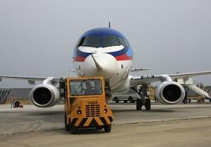 Российский Аэрофлот получил очередной SuperJet-100