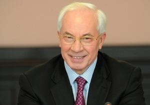 Ні Північний, ні Південний потік не буде перешкодою для української ГТС - Азаров