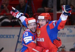 Росія ледве перемагає Норвегію в чвертьфіналі ЧС з хокею