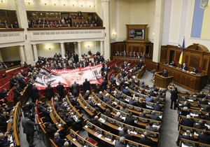Верховна Рада відмовилася визнати депортацію кримських татарів злочином