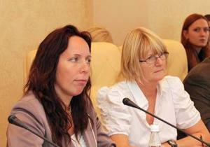 Зустріч представників ПАРЄ з Тимошенко тривала близько трьох годин