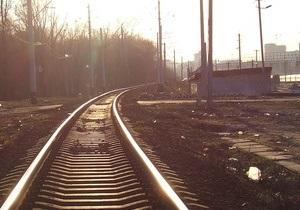 У Криму з рейок зійшли 19 вагонів вантажного поїзда