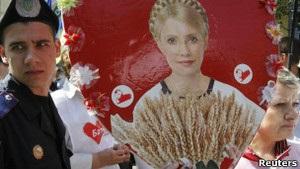 ЄС може направити в Україну медиків для лікування Тимошенко