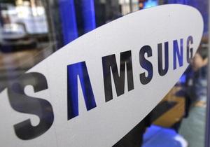 Компания Samsung  подешевела  на 10 млрд долларов