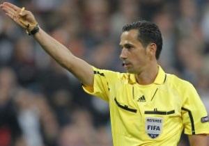 Финал Лиги Чемпионов доверили португальскому арбитру