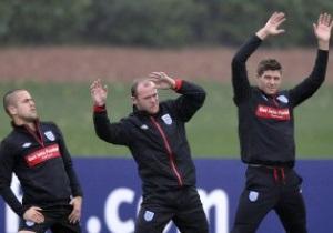 Без Рио Фердинанда: Англия обнародовала окончательную заявку на Евро-2012