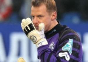 Голкипер сборной России: На Евро-2012 у нас нет конкурентов