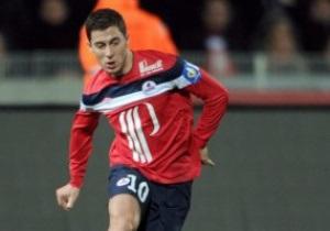 Goal.com: Азар стане гравцем Манчестер Сіті