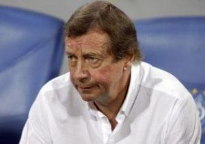 Семин признался, что Шевченко в свое время справедливо поставил его на место