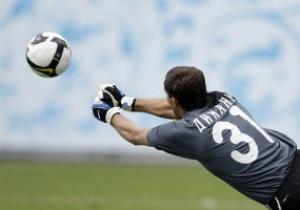 Украинец получил звание лучшего вратаря Чемпионата России