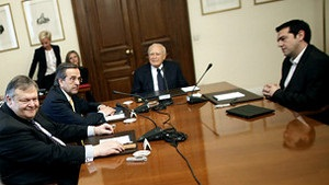 Греція: переговори про створення уряду мають примарні шанси на успіх