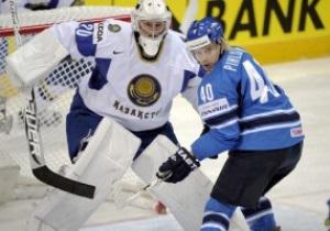 ЧМ по хоккею: Финляндия и Россия отправили Казахстан и Италию в Дивизион I