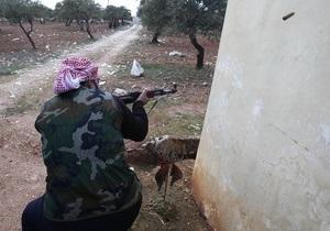 Вибух конвою ООН: ЄС закликав владу Сирії гарантувати безпеку спостерігачів