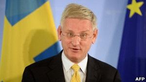 ЄС має сильніші інструменти впливу, аніж бойкот Євро – МЗС Швеції