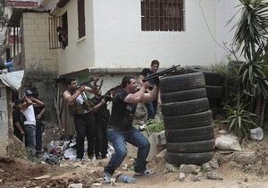 У Лівані відновилися сутички між сунітами і алавітами