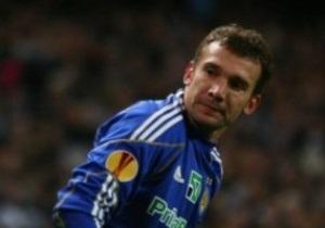 Шевченко: На Евро-2012 можем победить любую команду