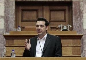 Три парламентські партії Греції домовилися про створення уряду